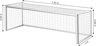 ab0246c2f5d16 Guide d achat cage de foot   comment bien choisir
